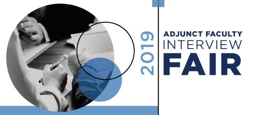adjunct interview fair 2019