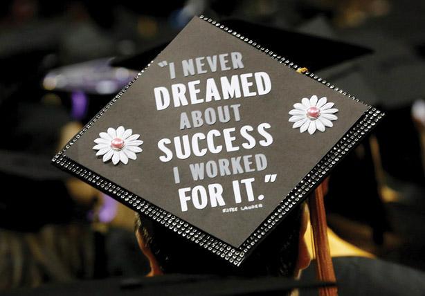 graduation cap contest