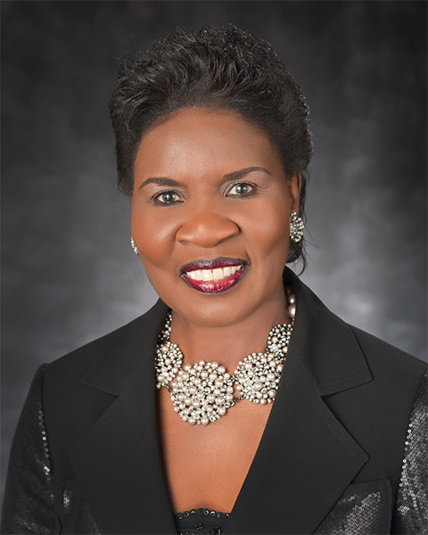 Chancellor Erma Johnson Hadley