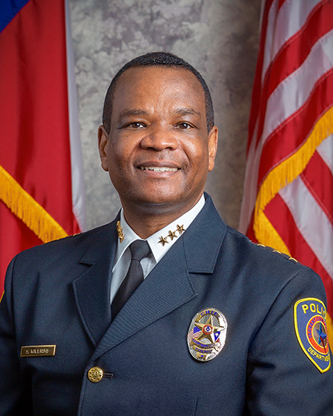 Chief of Police Shaun Williams
