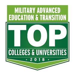 Military Advanced Education & Transition Top Colleges and Universities 2018
