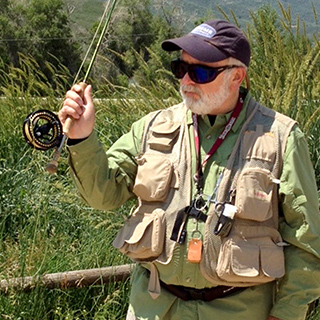 Dale fly fishing